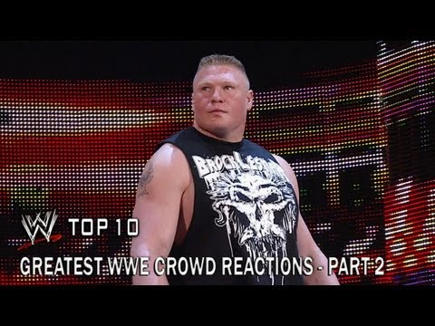 Greatest WWE Crowd Reactions - Part 2 - WWE Top 20