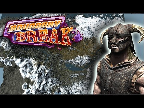 Off Camera Secrets | Skyrim - Boundary Break