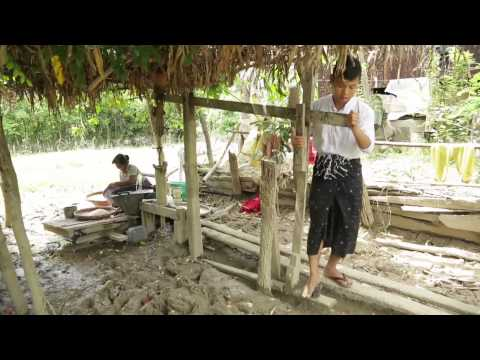 Excessive rainfall in late July has disrupted life in Milongkyaung Village, Myanmar