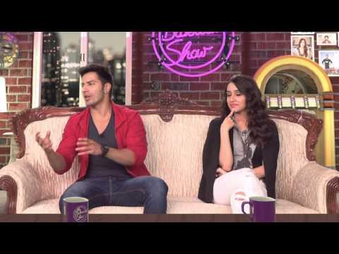 Varun Dhawan & Shraddha Kapoor   The Bakwaas Show   ABCD 2