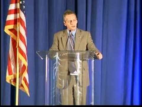 2008 Utah Democratic Convention - Morgan Bowen (Part 1 Of 2)
