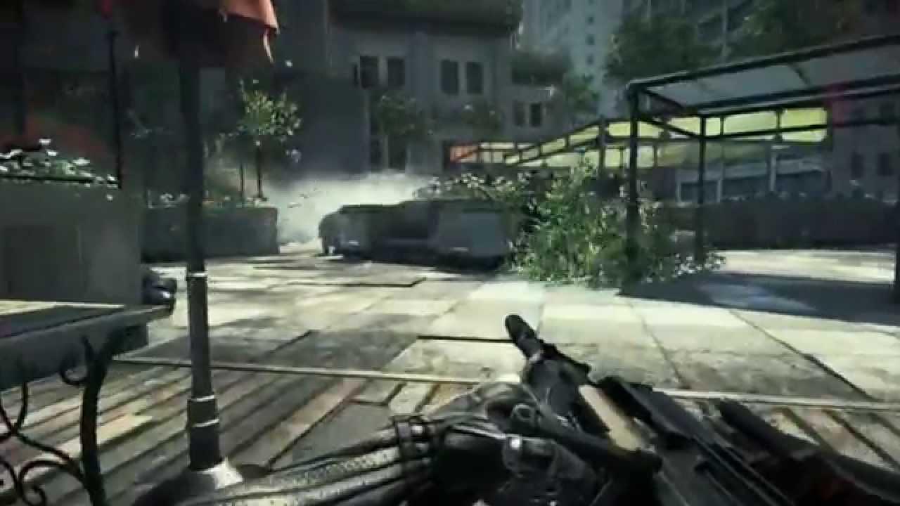 Crysis 2 Gameplay HD - YouTube