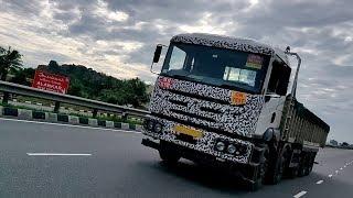 Ashok Leyland BS-VI Trucks Spied Testing