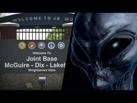 U.S. Air Force Shoot & Kill a Runaway Alien at Fort Dix, George Filer Testimony with Steven Greer