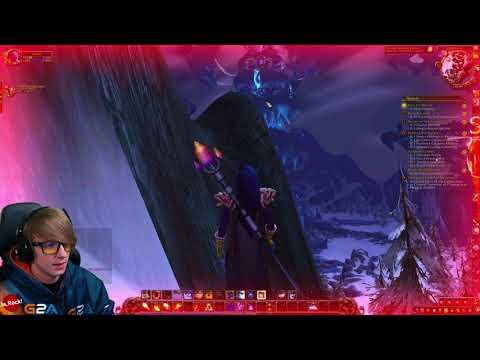 TAK SIĘ KIEDYŚ BAWIŁEM GODZINAMI - World of Warcraft: Legion