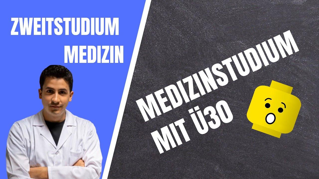 Zweitstudium Medizin Chancen