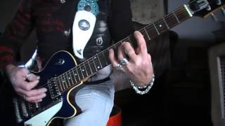 Humble Pie - Natural Born Boogie( Bugie )Steve Marriott and Frampton cover on Duesenberg guitar