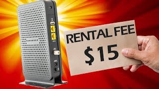 Should You Buy or Rent Your Modem?