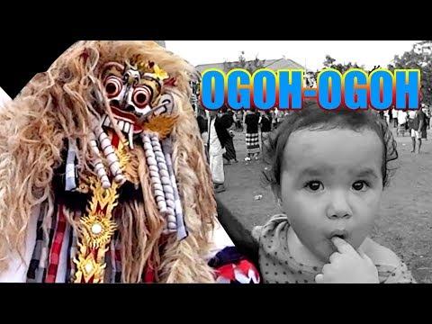 Ogoh-Ogoh in Bali (before Nyepi)