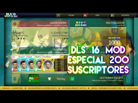 dream-league-soccer-el-mejor-mod-del-mundo-narraciones-en-espaÑol- -especial-200-subs- -el-tio-adsm