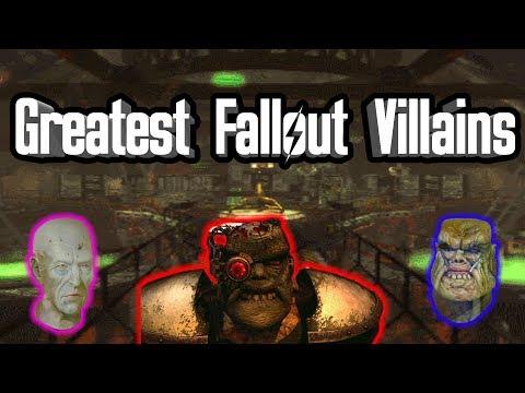 Fallout Fives | Greatest Fallout Villains