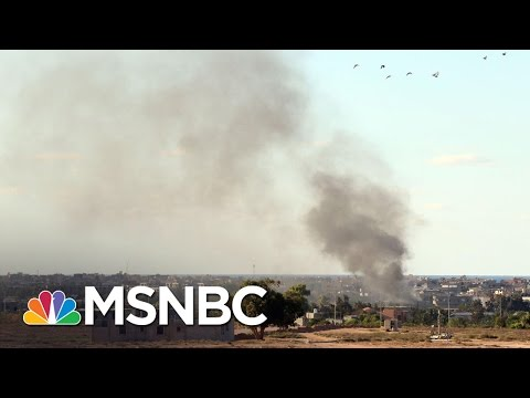US Launches Airstrikes Against ISIS In Libya | MSNBC