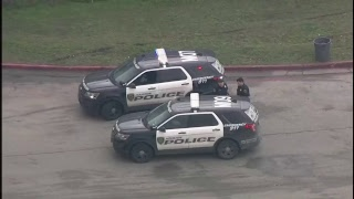 Police pursuit in southeast Houston area