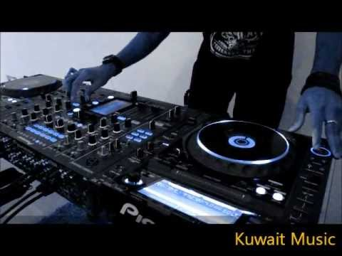 Kuwait Music Exclusive - DJ Bruce mixing New Disco and Indie Dance