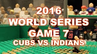 World Series Game 7 Highlights #WorldSeries2016