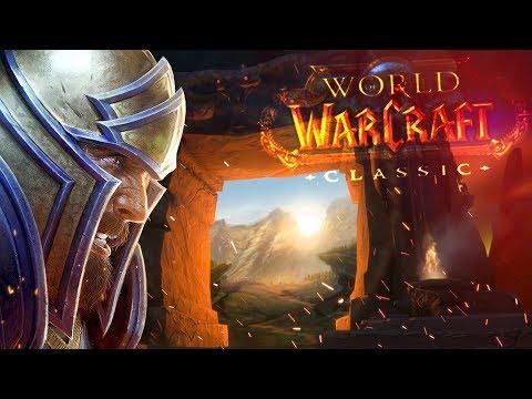 КАК СТАТЬ ЛУЧШИМ В WORLD OF WARCRAFT CLASSIC | Обзор, обучение, прохождение, сюжет, стрим.