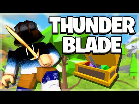 How to get the Thunder Blade on Treasure Quest!