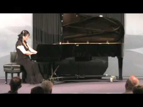 Chopin Ballade No 4 in F minor, Opus 52 ~ Heng-Jin Park, piano