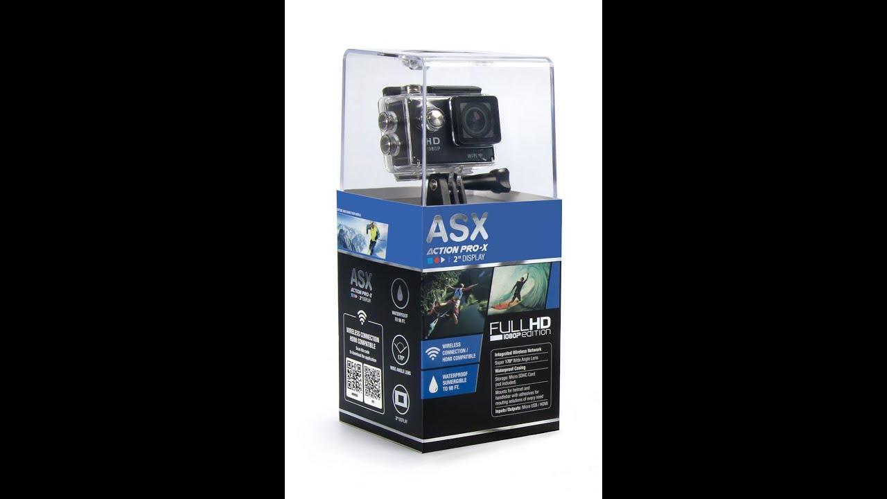 asx action pro manual