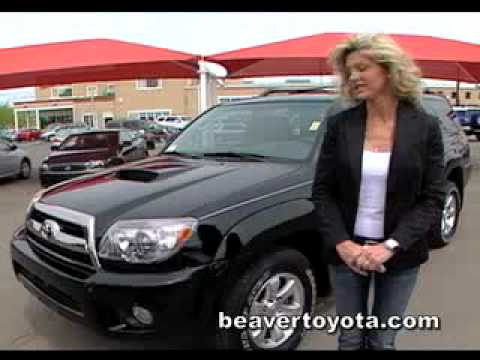 Beaver Toyota Bloopers 2010 Youtube
