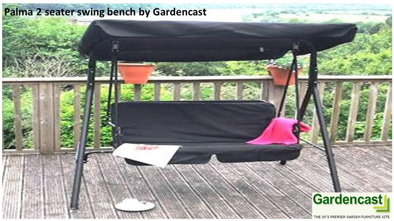 Garden Swing Benches, Swing Seats And Cast Aluminium