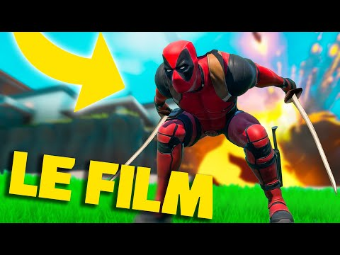 DEADPOOL - GUIZMOW [ FILM FORTNITE ]