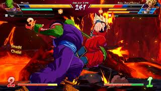 DragonBall Fighter Z team yager vs team jagwar (pc ver)