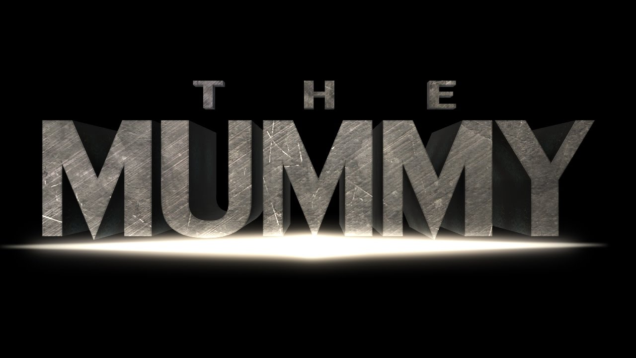 The Mummy Title Animation Template For After Effects Cc Youtube