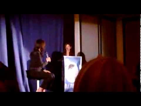 KLZ MEET OTH 16112013: How was it to work with Sophia Bush?