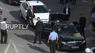 Video Malta: Hundreds mourn slain journalist Daphne Caruana Galizia in Mosta download MP3, 3GP, MP4, WEBM, AVI, FLV November 2017