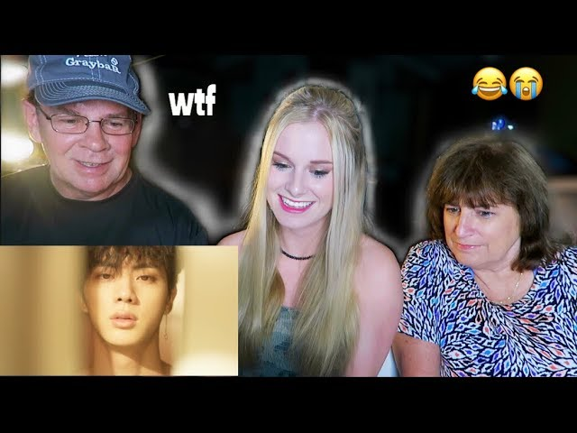 Parents React To Bts Fake Love