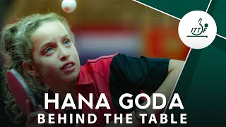 Hana Goda Exclusive Interview | Egypt's Rising Table Tennis Star!