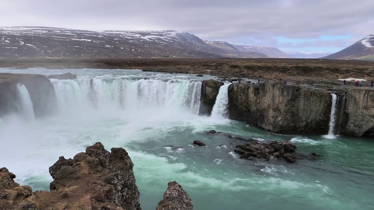 Download Iceland the land of Volcanos and Vikings