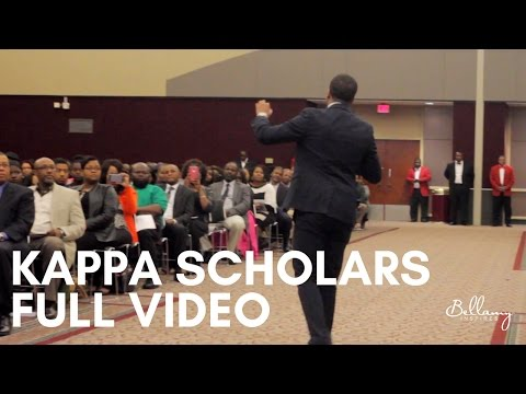 Middle Eastern Province - Kappa Alpha Psi Beautillion & Kappa Scholars
