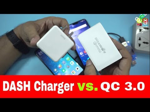 Oneplus 6 Charger Vs. Mi Mix 2 Charger: DASH Vs QC 3.0 Charger