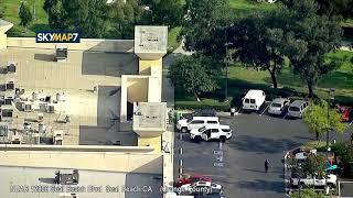 Погоня за грузовиком в Калифорнии