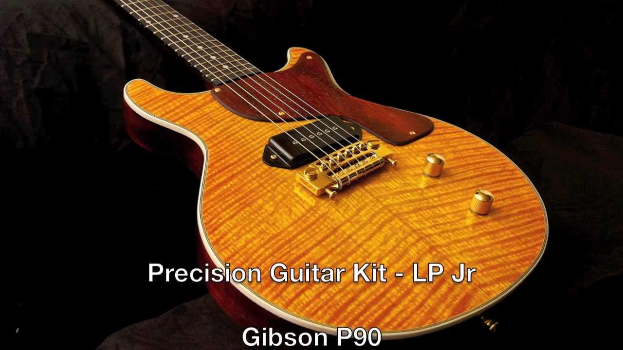 precision guitar kits sound my les paul forum