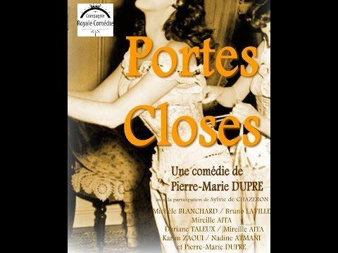 PORTES CLOSES de Pierre-Marie DUPRE