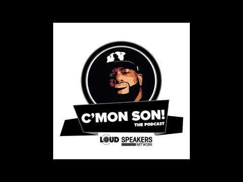 Ed Lover's C'Mon Son Podcast: T-Pain