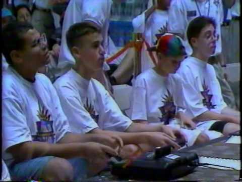 KWCH 12 News Blockbuster 1994 World Championships YouTube