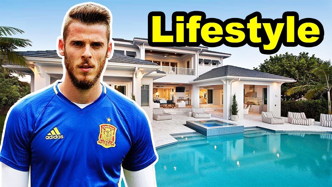 62b1806ead5 David de Gea Lifestyle   Biography