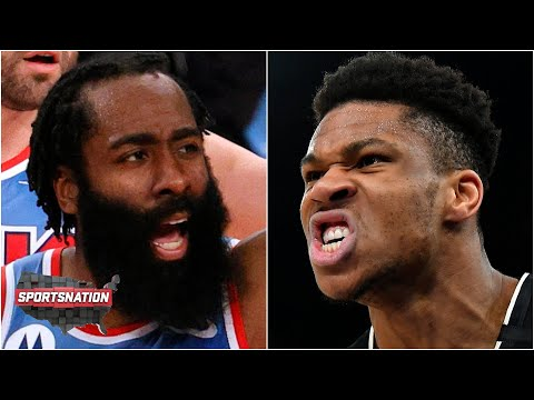 Will the Giannis-Harden beef carry into the Eastern Conference? | SportsNation