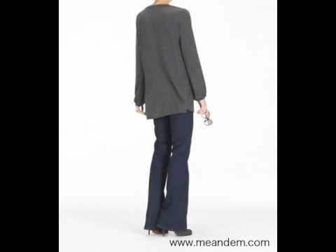 ME&EM Swing Panel Top & Mih Jeans
