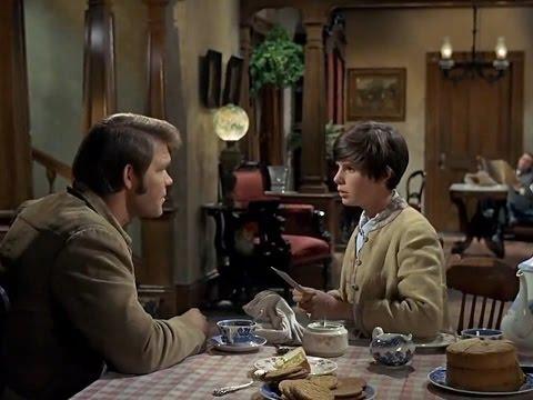 True Grit (1969) - La Boeuf (Glen Campbell) And Mattie (Kim Darby) Discuss Tom Chaney