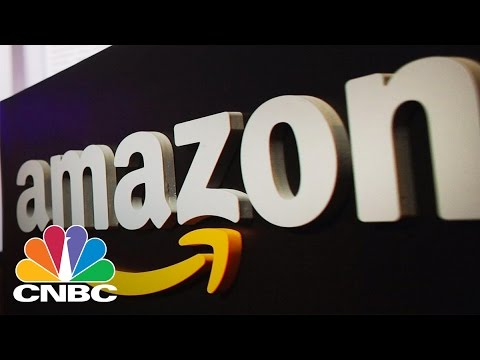 Trader: Here's How High Amazon Could Go | Trading Nation | CNBC