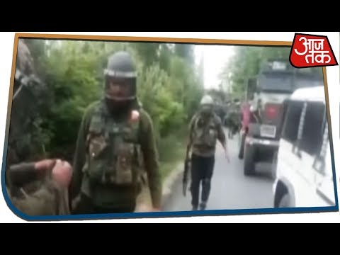 J-K: Army's big operation in Shopian, surrounded 4 terrorists
