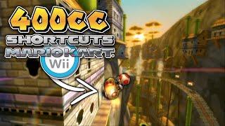 CRAZY 400cc Shortcuts Compilation | Mario Kart Wii