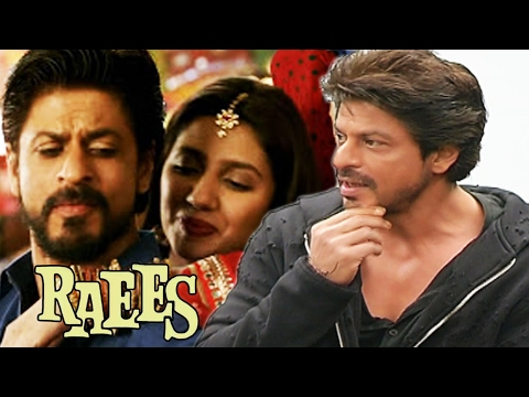 Thumbnail: Shahrukh Khan On DELETED ROMANTIC Song HALKA HALKA From RAEES