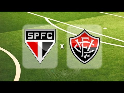 São Paulo x Vitória AO VIVO Brasileirão Série A 2016 [CanalJGEsportes]