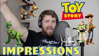 Toy Story Impressions